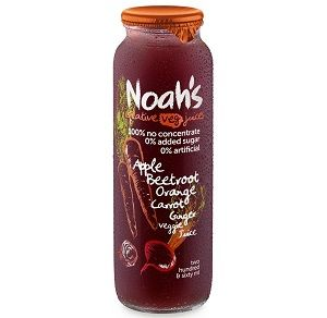 NOAHS APPLE BEETROOT ORANGE JUICE 12x260ml