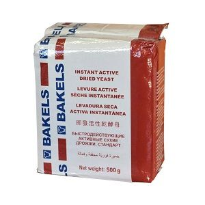 BAKELS INSTANT ACTIVE DRY YEAST ANGEL 500g x 20