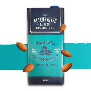 BARISTA ALMOND MILK ALTERNATIVE 1lt x 12