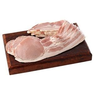 RINDLESS BACON RASHER PRIMO x 2.5kg (2)