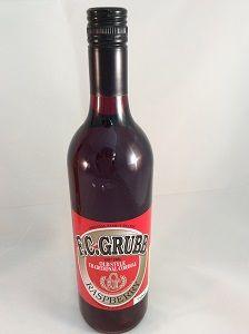 RASPBERRY FC GRUBB DRINK 330ml x 12