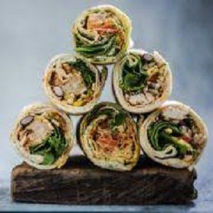 MIXED GOURMET WRAPS ED CAFE x 12