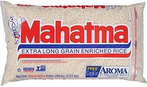 LONG GRAIN WHITE RICE MAHATMA GFREE x 10kg