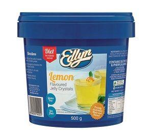 DIET LEMON JELLY EDLYN x 500g (6)