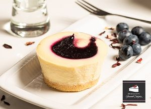 IND BLUEBERRY CHEESECAKE PRIEST x 8 (6)