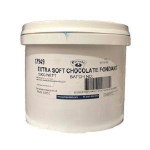 EXTRA SOFT CHOCOLATE FONDANT AM x 15kg