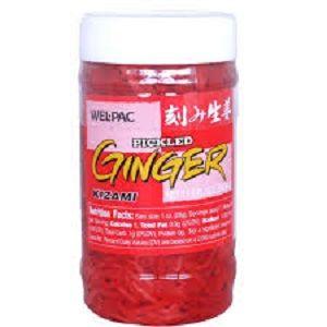 PICKLED GINGER PINK x 454g