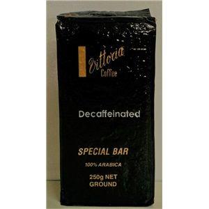 VITTORIA DECAF SPECIAL BAR GROUND COFFEE x 250g (6)