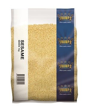 SESAME SEEDS TRUMPS (WHITE) x 1kg (6)