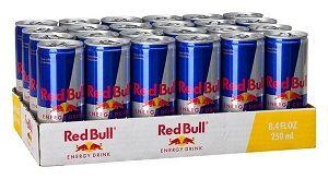 RED BULL ENERGY DRINK 473ml x 12