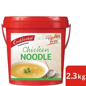 CHICKEN NOODLE SOUP GFREE CONTINENTAL x 2.3kg (6)