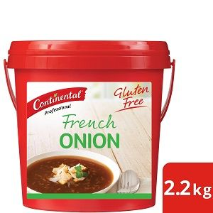 FRENCH ONION SOUP CONTINENTAL GFREE x 2.2kg (6)