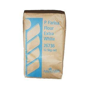 ALLIED FARINA EXTRA WHITE FLOUR 00 x 12.5kg