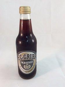 SARSPARILLA FC GRUBB DRINK 330ml x 12