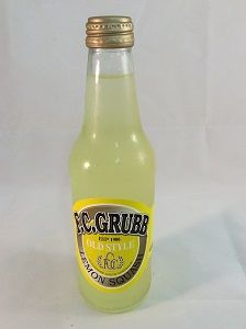 LEMON SQUASH FC GRUBB DRINK 330ml x 12