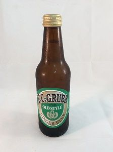 GINGER BEER FC GRUBB DRINK 330ml x 12