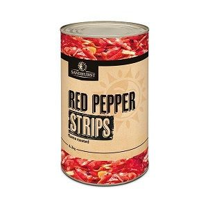 FIRE ROASTED RED PEPPER STRIPS SHURST x A12 (3)