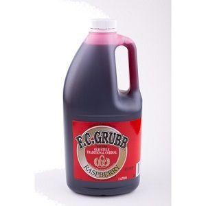 RASPBERRY CORDIAL FC GRUBB x 2lt  (6)