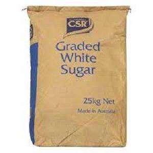25kg GRADED SUGAR CSR