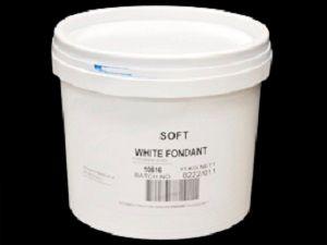ALLIED EXTRA SOFT WHITE FONDANT x 15kg