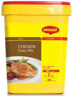 2kg CHICKEN GRAVY MIX MAGGI GFREE (6)