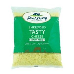SHREDDED DAIRY FREE CHEESE VEGAN REAL DAIRY x 1kg (10)