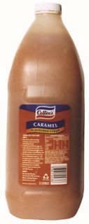 CARAMEL TOPPING COTTEES x 3lt (4)
