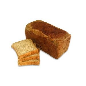 THICK WHOLEMEAL SQUARE LOAF RIVIERA x 12