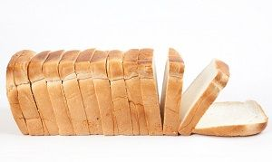 EXTRA LARGE WHITE SLICED BREAD RIVIERA x 12