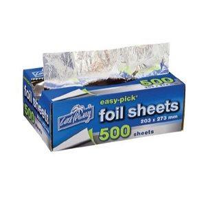 FOIL SHEETS POP UP 23 x 22cm SAVILL x 500