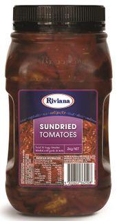 SUNDRIED TOMATOES RIVIANA GFREE x 2kg (6)