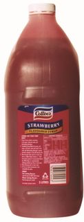 STRAWBERRY TOPPING COTTEES x 3lt (4)