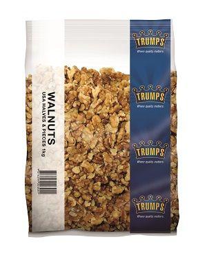 WALNUT PIECES TRUMPS x 1kg (10)