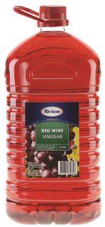 RED WINE VINEGAR RIVIANA GFREE x 5lt (2)