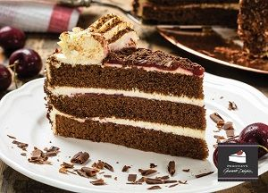 PRE CUT BLACK FOREST GATEAU PRIEST x 14 (2)