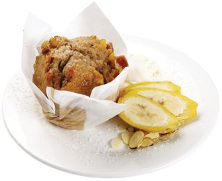 BANANA WALNUT MUFFIN PRIEST 6 x 150gr (4)