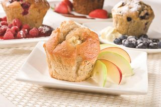 APPLE MUFFIN PRIEST 6 x 150g (4)
