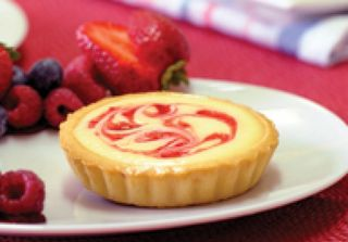 GFREE IND STRAWBERRY CCAKE TART PRIEST x 6 (6)