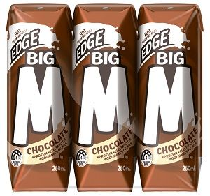 BIG M2GO CHOCOLATE MILK DRINK UHT 250ml x 24