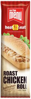 ROAST CHICKEN ROLL OTM 12x184gm