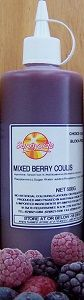 MIXED BERRY COULIS SUNNYSIDE x 500ml (18)