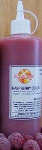 RASPBERRY COULIS SUNNYSIDE x 500g (18)