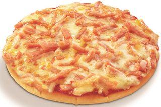 CHEESE BACON PIZZA SINGLE MCCAIN x 32