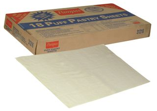 SHEET PUFF PASTRY  PAMPAS x 6.3kg