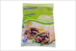 CHICKEN YIROS MEAT SPFOODS x 1kg (6)
