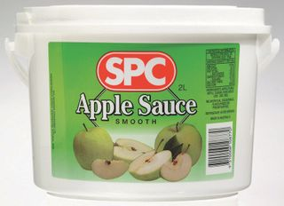 APPLE SAUCE SPC GFREE x 1.85lt (3)