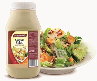 CAESAR SALAD DRESSING MFOOD x 2.6lt (6)