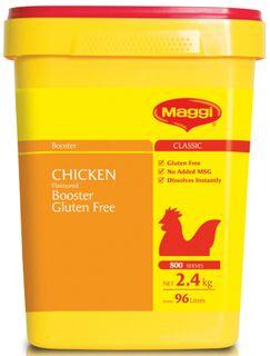 CHICKEN BOOSTER MAGGI GFREE x 2.4kg (6)