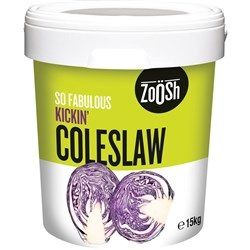 15kg COLESLAW DRESSING ZOOSH