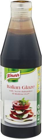 BALSAMIC GLAZE ITALIAN KNORR x 500g (6)